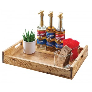 Madera Trays with Handles